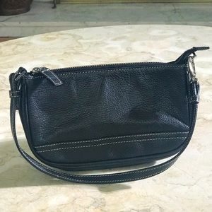 Danier Leather Small / Wristlet Bag